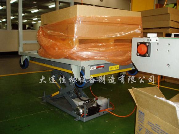 液压升降台_商贸信息_中国食品科技网图片