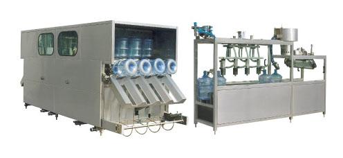 3-5加仑桶灌装系列_食品机械设备产品