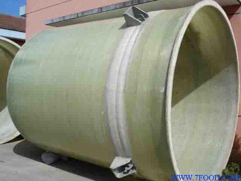 玻璃钢桶槽_食品机械设备产品