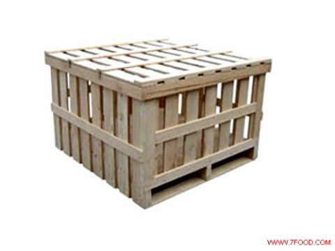 木包装箱_食品包装材料产品
