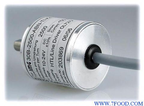 siko的新一代旋转编码器是基于magline磁性产品系列