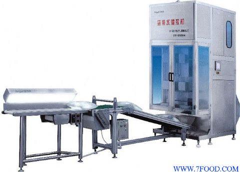 安吉尔袋装水自动生产设备
