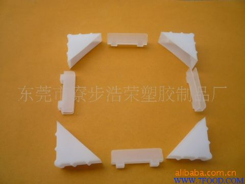 是否可代理:可以 专业生产各种规格和款式塑胶套角,包角:(直角三角形