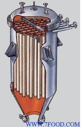 供应zq型自清式(烛芯式)过滤机图片