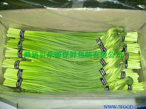 蒜苔包装袋设计