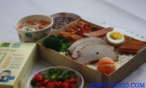 温州一次性木质快餐盒木片