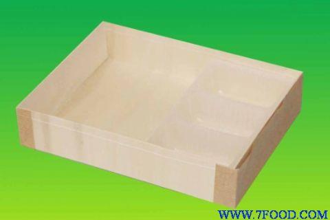 全国最高档的木制快餐盒