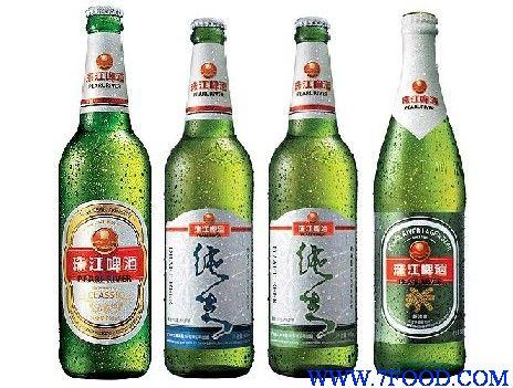 珠江清爽啤酒 供应 青岛纯生啤酒 供应 青岛啤酒 供应 青岛小瓶酒吧