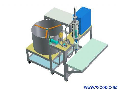 tft-yzjz-200-6-2黄油灌装机可以直接从200l油桶中