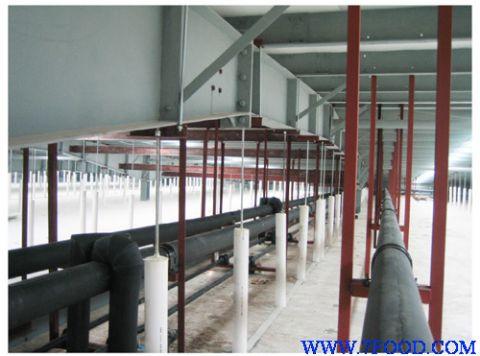 与上海交通大学合作开发的plc电动冷库门填补国内