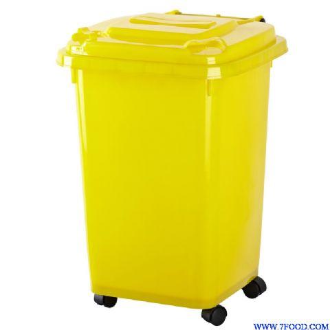 沈阳长沙50l环卫塑料垃圾桶
