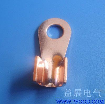 专业生产各种铜接线端子,铜鼻子,双孔铜