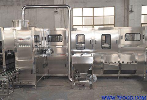 桶装水生产线矿泉水设备