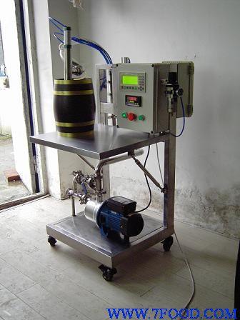 橡木桶灌装机_食品机械设备产品