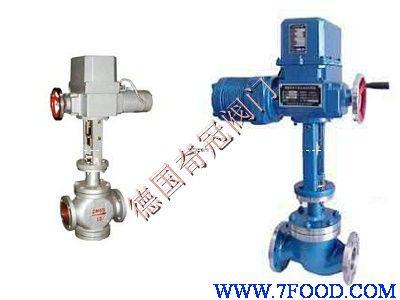供应 进口空气电动调节阀价格图片
