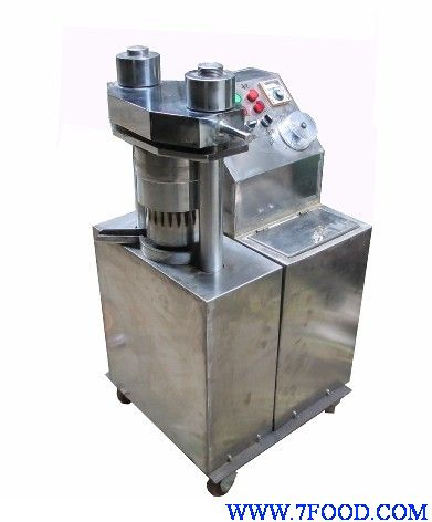 小型液压榨油机(yy120b)图片