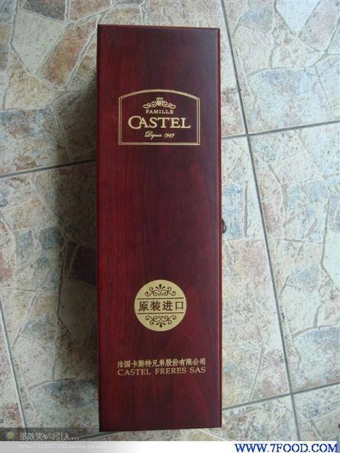 供应木制红酒包装盒,木制酒盒,木盒