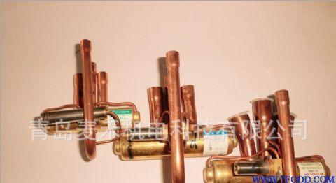 功能:四通换向阀适用于中央,单元式和房间空调器等热泵型系统图片