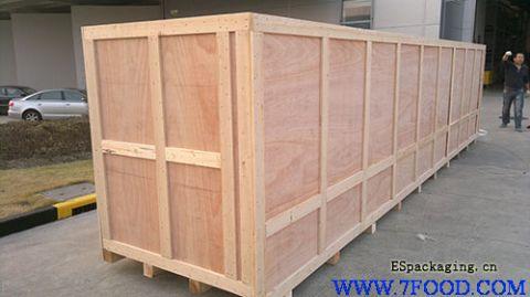 木箱包装厂家定做各种木箱--出口木箱
