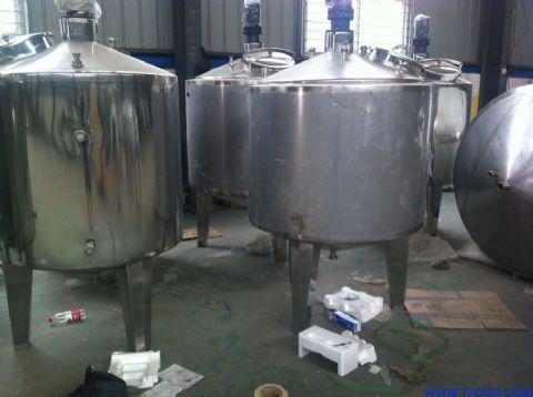 生物发酵苹果醋饮料生产线