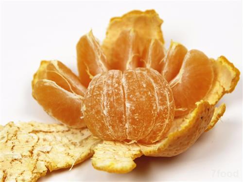 橘子身上这物养生效果真是绝了