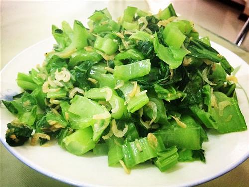 哪些人不宜吃芥菜 芥菜的营养功效与作用图片