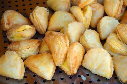 榴莲酥的做法大全(2)