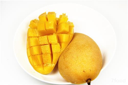 怎么切芒果好