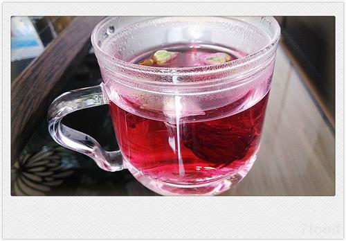 八种玫瑰花茶的泡法_食用方法_饮食指南