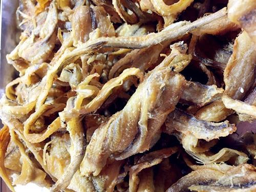 新疆特色小吃:麻辣公鱼