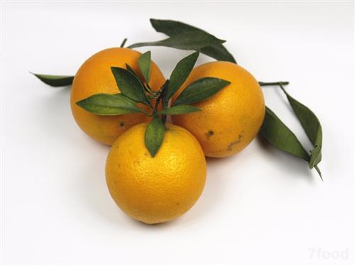 橘子水卡通图片