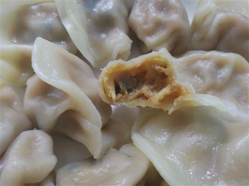 中国食物饺子手绘图片