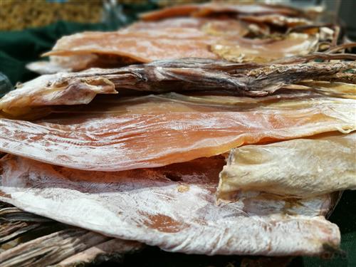 鱿鱼营养价值高 ,干鱿鱼怎样泡发?