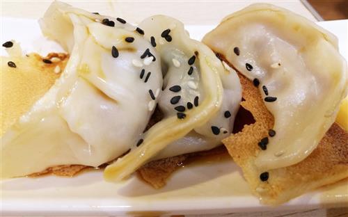 饺子文化框边框素材