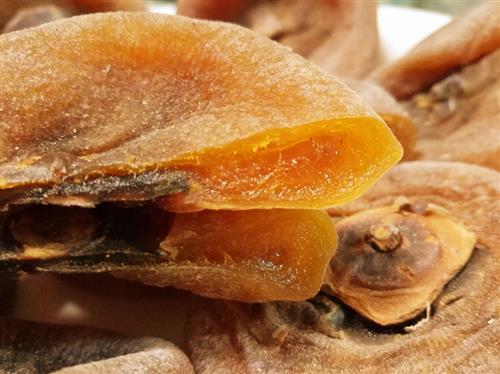 柿饼的好处_柿饼的营养价值_吃柿饼的好处_食材