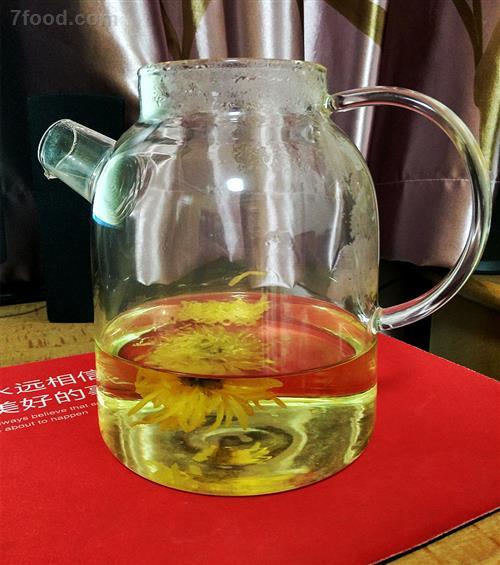 春季护肝养肝茶喝起来