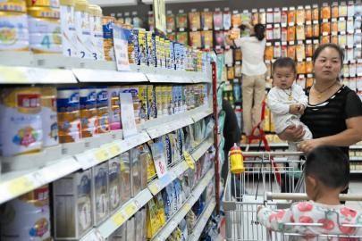 奶粉/工信部递交给国务院审批的有关奶粉行业兼并重组方案初稿显示,...