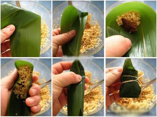 健康过端午 粽子的三种不同包法和健康吃法