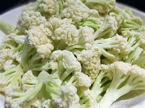 多吃花菜热量低营养高有好处