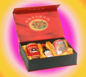 其他木制包装材料 食品包装盒