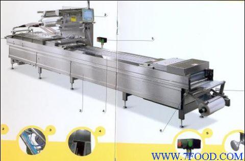 自动拉伸膜真空包装机