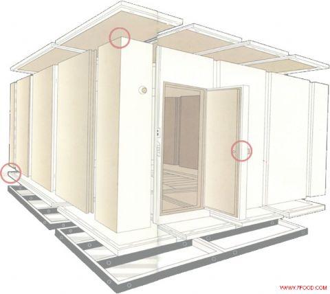 专业设计安装:保鲜库,冷藏库,医用冷库,速冻库,冷冻库,速冻隧道,超市