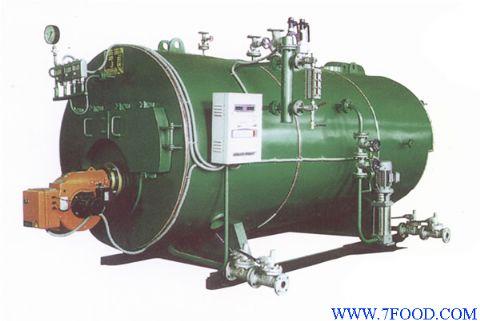 供应 全自动燃油燃气蒸汽锅炉