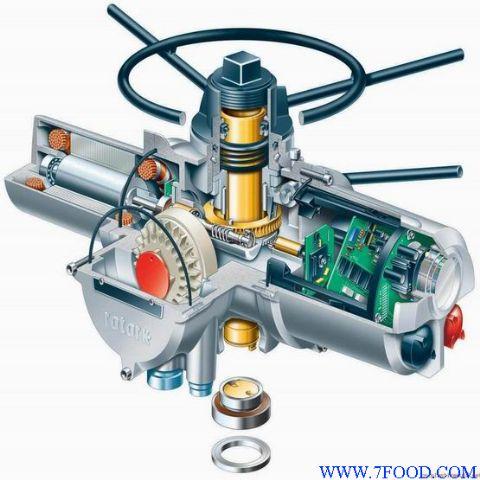 英国罗托克rotork电动执行器