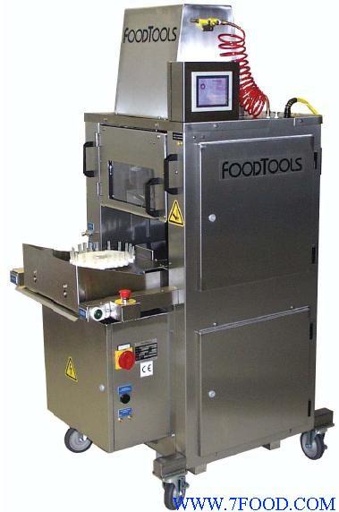 超声波圆形蛋糕切割机(accu-1000udfs)