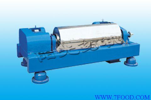 卧式螺旋卸料沉降离心机(250-550)