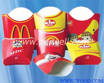 薯条盒 供应信息图片
