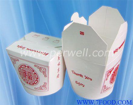 餐盒纸箱设计