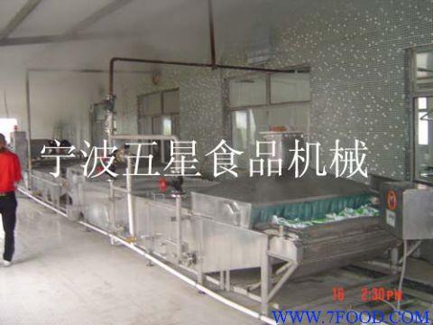 网带式杀菌冷却机