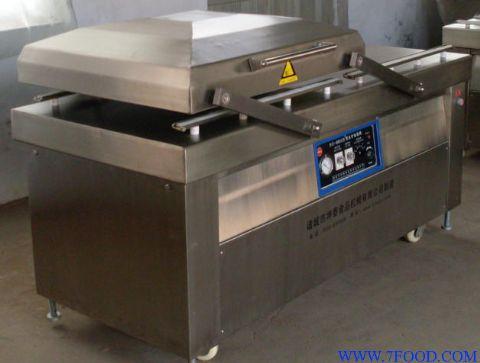 酵母面条大米小米真空包装机(dz-800/2s)